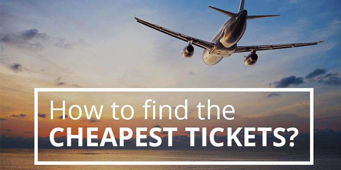 How to Find Cheapest Tickets?